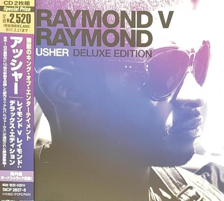 [일본반] Usher - Raymond V Raymond [2CD][Deluxe Edition]