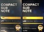 Compact Subnote 캠벨편 전2권