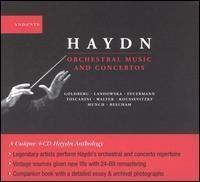 [미개봉] 하이든: 관현악과 협주곡 (Haydn: Orchestral Music & Concertos) (4CD/Digipack/수입/미개봉)