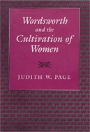 Wordsworth and the Cultivation of Women  (ISBN : 9780520084933)