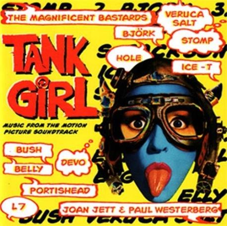 [수입] Tank Girl