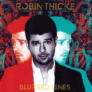 [수입] Robin Thicke - Blurred Lines