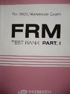 FRM Test Bank PART 1
