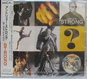 [일본반] Andrew Strong - Strong