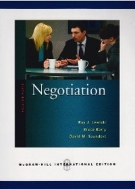 Negotiation 6/E