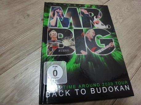 [수입] Mr. Big - Back to Budokan (2DVD) (2009)