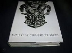 THE FREER CHINESE BROMZES, Vol. 1 Catalogue (Hardcover) (SMITHSONIAN INSTITUTION FREER GALLERY OF ART Oriental Studies, NO.7)