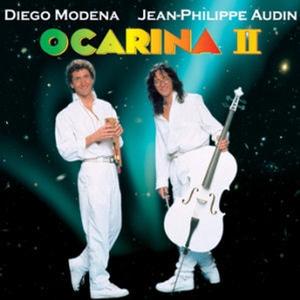 [미개봉] Ocarina (Diego Modena, Jean-Philippe Audin) / Ocarina II (+2 Bonus Tracks/24Bit Remastered/Gold Disc/Digipack)