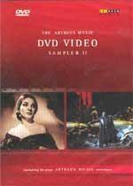 [DVD] Arthaus Musik DVD VIDEO Sampler II