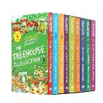 13층 나무집 시리즈 9종 박스 세트 (영국판) 13 / 26 / 39 / 52 / 65 / 78 / 91 / 104 / 117 Storey Treehouse series [ Paperback 8권, Slipcase, 영국판 ]
