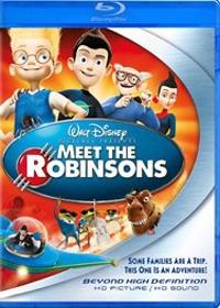 [Blu-ray] 로빈슨 가족