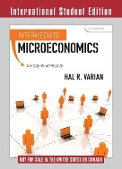 Intermediate Microeconomics: Modern Approach (Paperback, 8th)