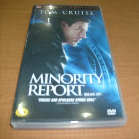 [소장용 DVD] 마이너리티 리포트 Minority Report (1 disc) - dts