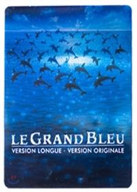 [블루레이] 그랑 블루 (Le Grand Bleu / The Big Blue)  / (미개봉)[스틸북 한정판]2disc
