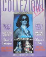 이탈리아 여성패션 잡지 DONNA Collezioni Italian Fashion Magazine    No.26  /사진의 제품 ☞ 서고위치:OE 1