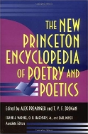 New Princeton Encyclopedia of Poetry and Poetics 3rd.
