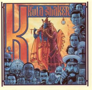 [수입] Kula Shaker - K