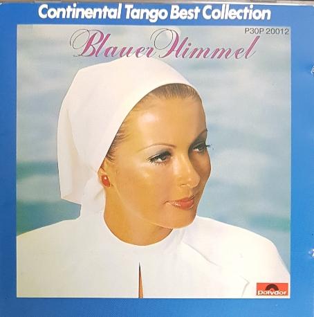 [일본반] Alfred Hause Und Sein Grosses Tango Orchester - Blauer himmel/Continental tango best collection