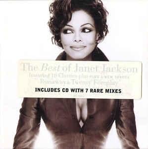 [수입] Janet Jackson - Design Of A Decade 1986 / 1996 [2CD]