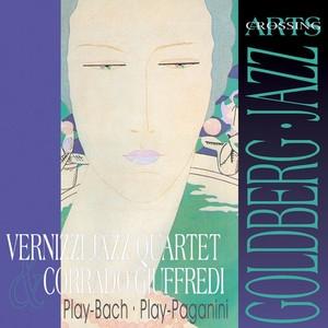 Vernizzi Jazz Quartet & Corrado Giuffredi / Play Bach, Play Paganini (수입)