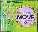 Ready to MOVE 1~5(전5권) CD포함