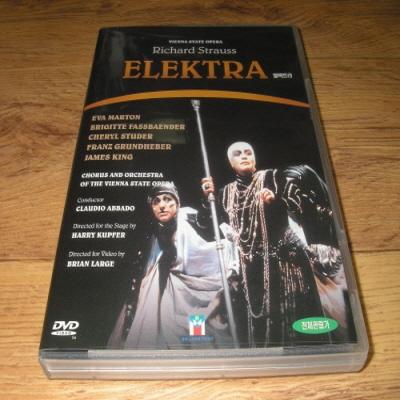 엘렉트라+로엔그린+호반시치나 (4disc) (지휘:클라우디오 아바도)[정품DVD]오페라