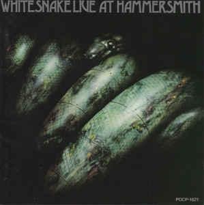 [일본반] Whitesnake - Live At Hammersmith