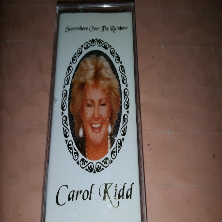 T17385 (중고Tape) Carol Kidd - Somewhere over the rainbow