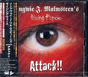 [일본반] Yngwie J. Malmsteen's Rising Force - Attack!!