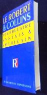 Le Robert et Collins : vocabulaire anglais et am?ricain (French) /사진의 제품  ☞ 서고위치:sz 3