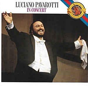 [수입] Luciano Pavarotti - In Concert
