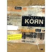 [DVD] Korn - Deuce (미개봉)