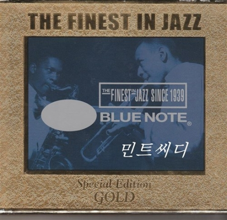 Blue Note Gold - The Finest In Jazz