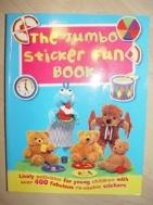 The Jumbo Sticker Fun Book