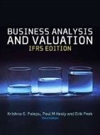 Business Analysis & Valuation #