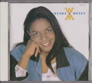 [일본반/샘플] Wendy Moten - Wendy Moten