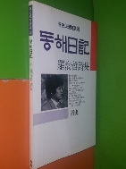 동해일기 (나해철시집,1986년초판)