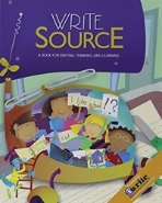 Write Source: Student Edition Softcover Grade 1 2009