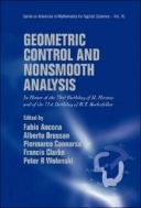 Geometric Control and Nonsmooth Analysis (ISBN : 9789812776068)