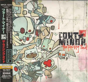 [일본반] Fort Minor - The Rising Tied [Digipack]