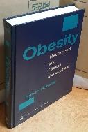 Obesity : Mechanisms and Clinical Management =내부 사용흔적없이 깨끗/실사진입니다