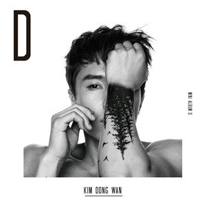 김동완 / D (Mini Album) (Digipack)