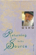 Osho - Returning to the Source [On Zen] 오쇼 라즈니쉬 (하드커버)