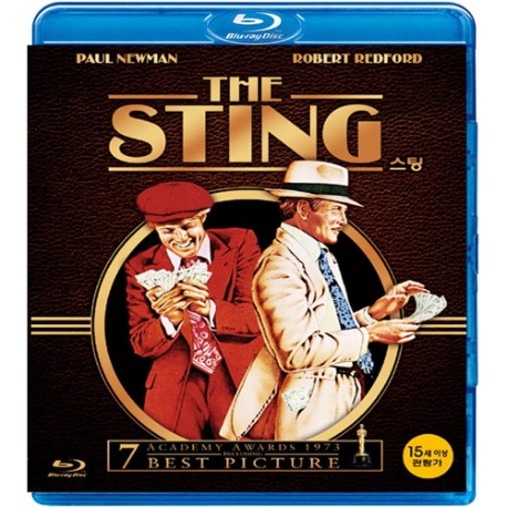 (블루레이) 스팅 일반판 (The Sting)