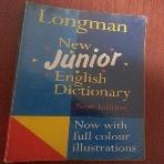Longman New Junior English Dictionary