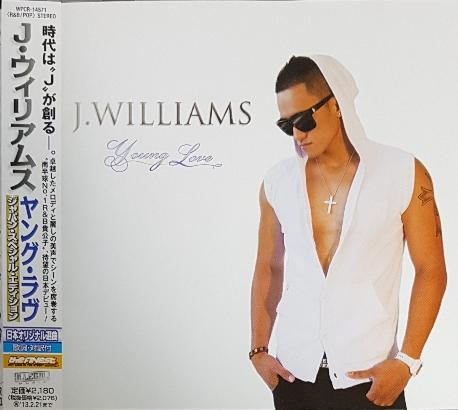 [일본반] J.williams - Young Love