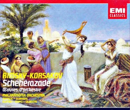[수입] Matachic, Cluetans, Kletzki, Kurtz, Silverstri - RIMSKY-KORSAKOV [2CD]