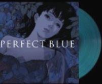 Perfect Blue 퍼펙트블루 Colored LP