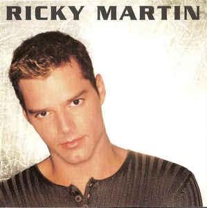 [수입] Ricky Martin - Ricky Martin
