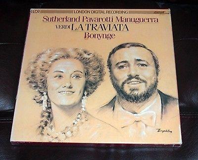 Verdi : LA TRAVIATA ///LP1